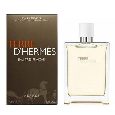 Terre d'Hermes Eau Tres Fraiche For Men-تق د هرمس او تِرِس فِرِش مردانه