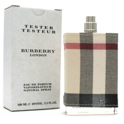 Burberry London Tester For Women-تستر باربری لندن زنانه