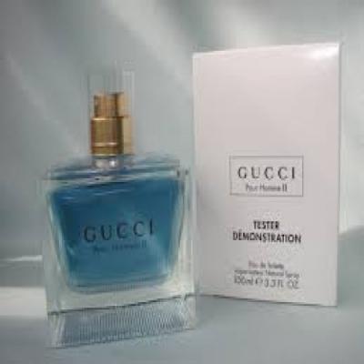 Gucci Pour Homme II Tester-تستر گوچی پورهوم 2