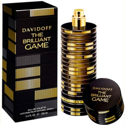 Davidoff The Brilliant Game for men-دیویدف د برلیانت گیم مردانه