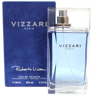Vizzari Homme for men-ویزاری هوم مردانه (ویزاری آبی مردانه)