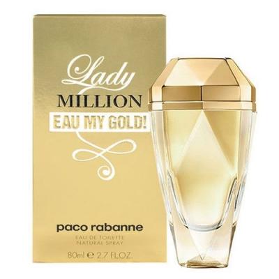 Lady Million Eau My Gold! for women-لیدی میلیون مای گلد زنانه (لیدی میلیون او مای گلد زنانه)