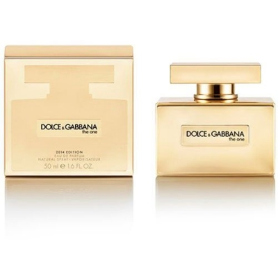 The One Gold Limited Edition for women-دوان گلد لیمیتد ادیشن زنانه
