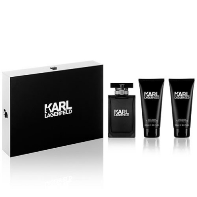 Karl Lagerfeld For Him Gift Set for men-ست کار لاگرفیلد فور هیم مردانه