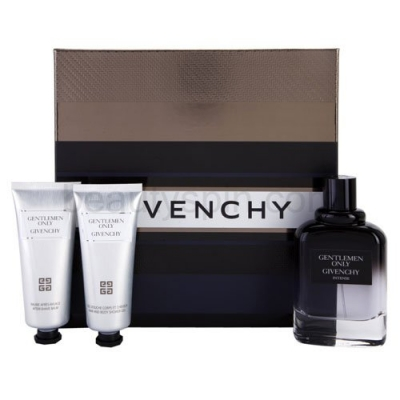 Gentlemen Only Intense Gift Set for men-ست ژیوانچی جنتلمن انلی اینتنس مردانه 3 تیکه