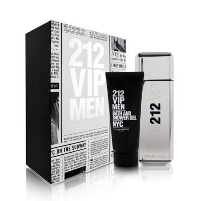 212 VIP Men Gift Set for men-ست 212 وی آی پی مردانه