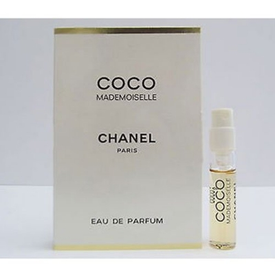 Coco Mademoiselle Chanel Sample for women-سمپل كوكو مادمازل شنل ادو پرفیوم زنانه