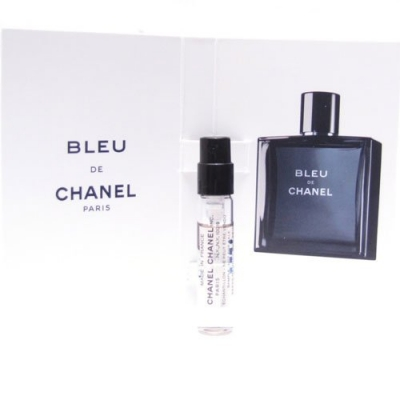 Bleu De Chanel Sample for men-سمپل بلو د شنل (شنل بلو) مردانه