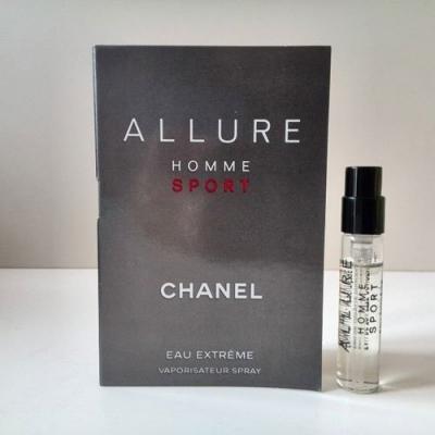 Allure Homme Sport Eau Extreme sample for men-سمپل آلور هوم اسپرت اکستریم مردانه