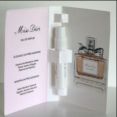 Miss Dior EDP Sample for women-سمپل میس دیور ادو پرفیوم زنانه