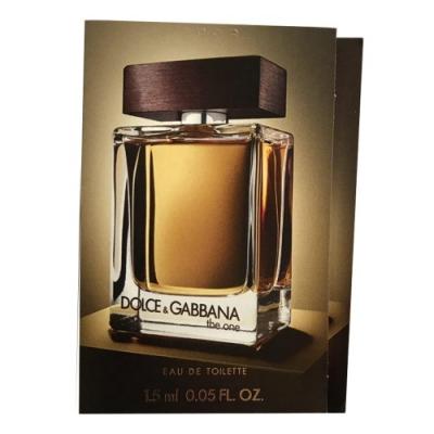 The One Dolce&Gabbana Sample for men-سمپل دلچی گابانا دوان مردانه