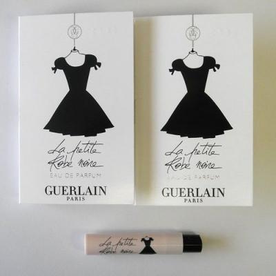 La Petite Robe Noire Guerlain Sample for women-سمپل گرلن لپتیت روب نویر زنانه