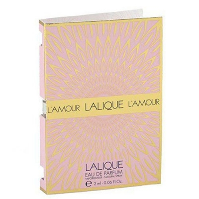 Lalique L'Amour Sample for women-سمپل لالیک لامور زنانه