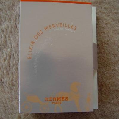 Elixir Des Merveilles Sample for women-سمپل هرمس الکسیر دیس مرویلس زنانه