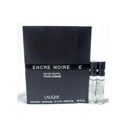 Encre Noire Sample for men-سمپل لالیک مشکی مردانه (انکر نویر مردانه)
