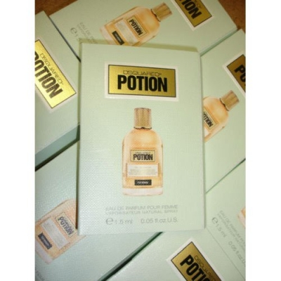 POTION Sample for women-سمپل پوشن زنانه