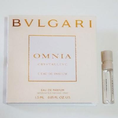 Omnia Crystalline Sample for women-سمپل اُمنیا کریستالین ( اُمنیا کریستال ) زنانه