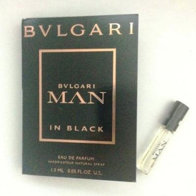 Bvlgari Man In Black Sample for men-سمپل بلگاری من این بلک مردانه