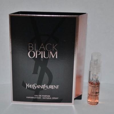 Black Opium EDP Sample for women-سمپل بلک اپیوم ادو پرفیوم زنانه