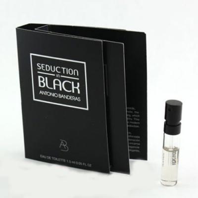 Seduction in Black Sample for men-سمپل سداکشن این بلک مردانه