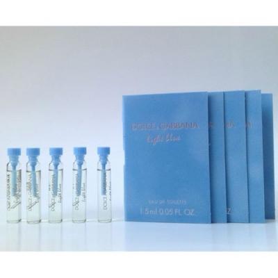 D&G Light Blue Sample for women-سمپل دولچی گابانا لایت بلو زنانه
