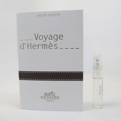 Voyage d`Hermes EDT Sample For women and men-سمپل وویاج د هرمس ادوتويلت زنانه و مردانه