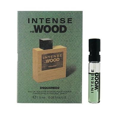 He Wood Intense Sample for men-سمپل هی وود اینتنس مردانه
