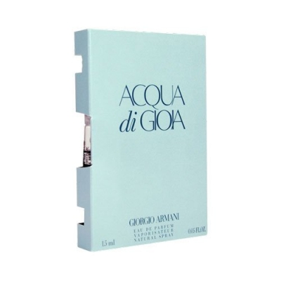 Acqua di Gioia Sample for women-سمپل آکوا دی جیوا زنانه