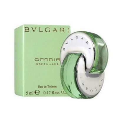 Omnia Green Jade Bvlgari Miniature for women-مینیاتوری امنیا گرین جید بلگاری زنانه ( امنیا سبز زنانه )