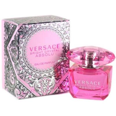 Bright Crystal Absolu Versace Miniature for women-مینیاتوری برایت کریستال ابسولو ورساچه زنانه