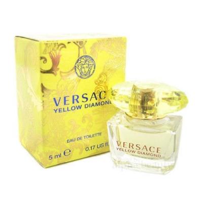 Yellow Diamond Versace Miniature for women-مینیاتوری یلو دیاموند ورساچه زنانه