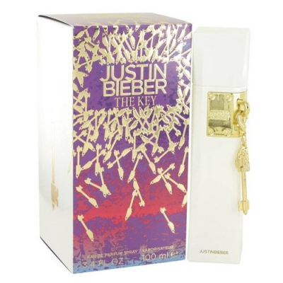 The Key Justin Bieber for women-د کی جاستین بیبر زنانه