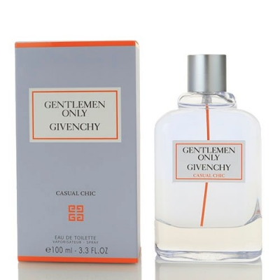 Givenchy Gentlemen Only Casual Chic for men-ژیوانچی جنتلمن انلی کژول شیک مردانه