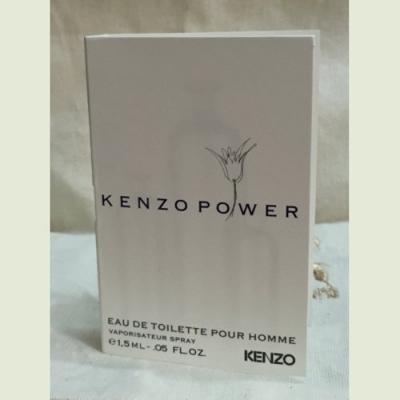 kenzo power Sample for men-سمپل کنزو پاور مردانه