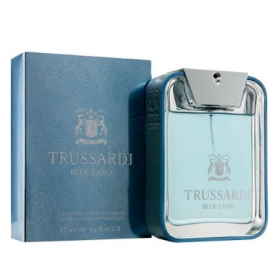 Trussardi Blue Land for men-تروساردی بلو لند مردانه