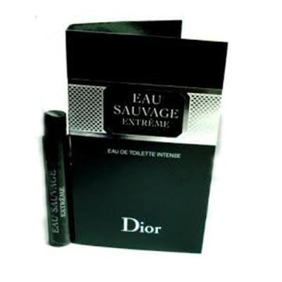 Eau Sauvage Parfum Sample for men-سمپل او ساویج پارفیوم مردانه