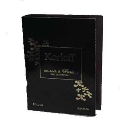 Korloff Un Soir A Paris Sample for women-سمپل کورلف آن سویر پاریس زنانه