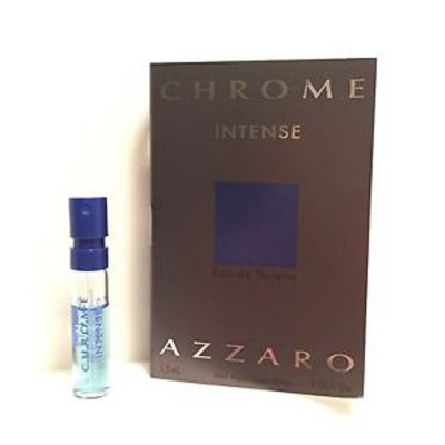 Azzaro Chrome Intense Sample for men-سمپل آزارو کروم اینتنس مردانه