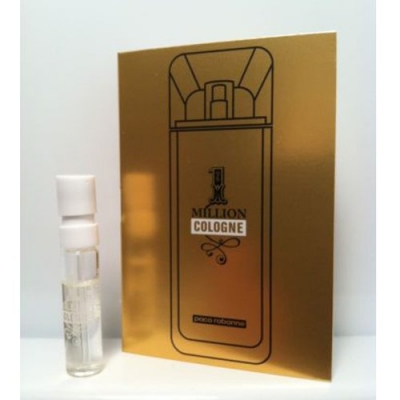 One Million Cologne Sample for men-سمپل وان میلیون کولون مردانه