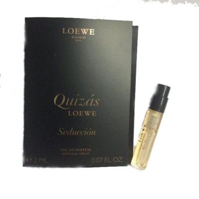 Quizas Loewe Seduccion Sample for women-سمپل کویزاس لوه سداکشن زنانه