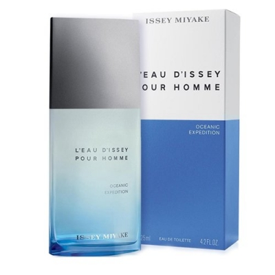 L'Eau d'Issey pour Homme Oceanic Expedition for men-لئو د ایسی پورهوم اوشیانیک اکسپدیشن مردانه