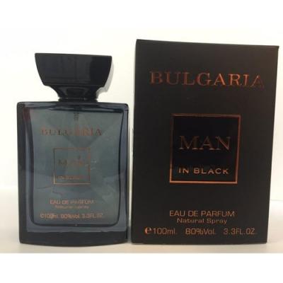 Bulgaria Man In Black for men-بلگاریا من این بلک مردانه