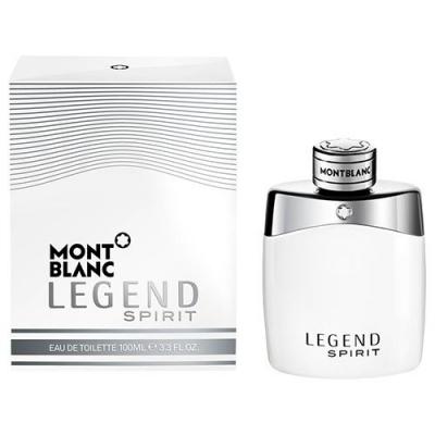 Legend Spirit Mont Blanc for men-لجند اسپیریت مون بلانک مردانه