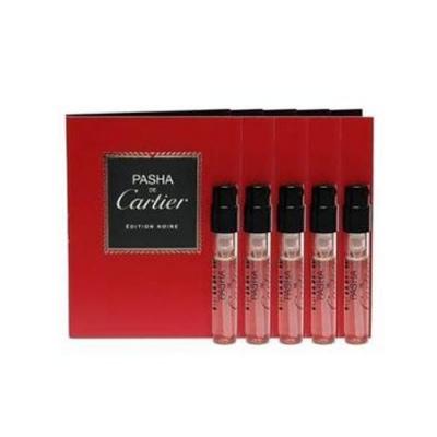 Pasha de Cartier Edition Noire Sample for men-سمپل پاشا د کارتیر ادیشن نویر مردانه