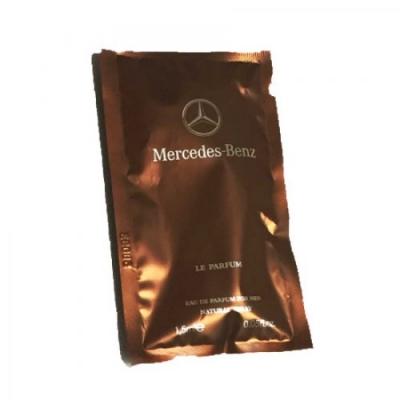 Mercedes Benz Le Parfum Sample for men-سمپل مرسدس بنز له پرفیوم مردانه