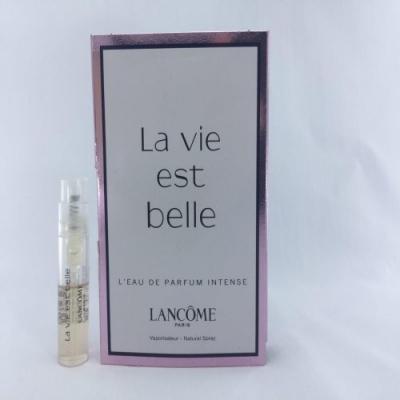 La Vie Est Belle L'Eau Intense Sample for women-سمپل لویه استیبل اینتنس زنانه