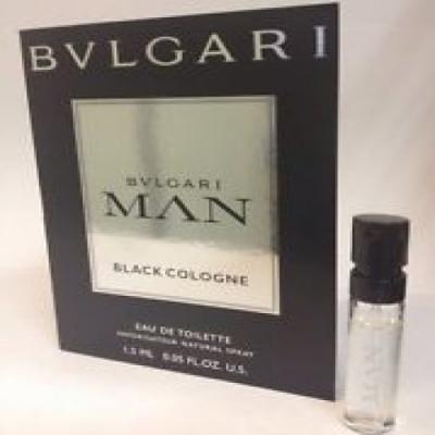 Bvlgari Man Black Cologne Sample for men-سمپل بلگاری من بلک کولون مردانه