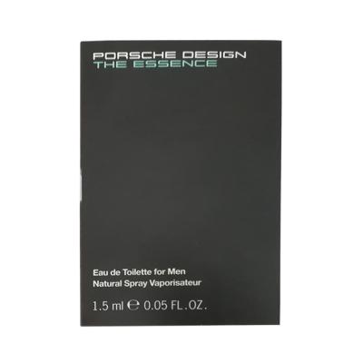 Porsche Design The Essence sample for men-سمپل پورشه دیزاین د اسنس مردانه