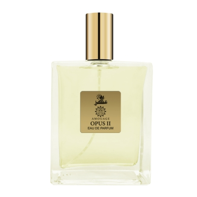 The Library Collection Opus II Amouage Special EDP for Men and Women-د لایبرری کالکشن اپوس دو آمواج ادوپرفیوم مردانه و زنانه ویژه عطرسرا