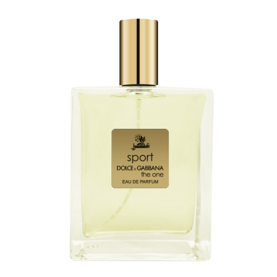 D & G The One Sport Special EDP For Men-دولچی & گابانا دِ وان اسپورت ادو پرفیوم مردانه ویژه عطرسرا